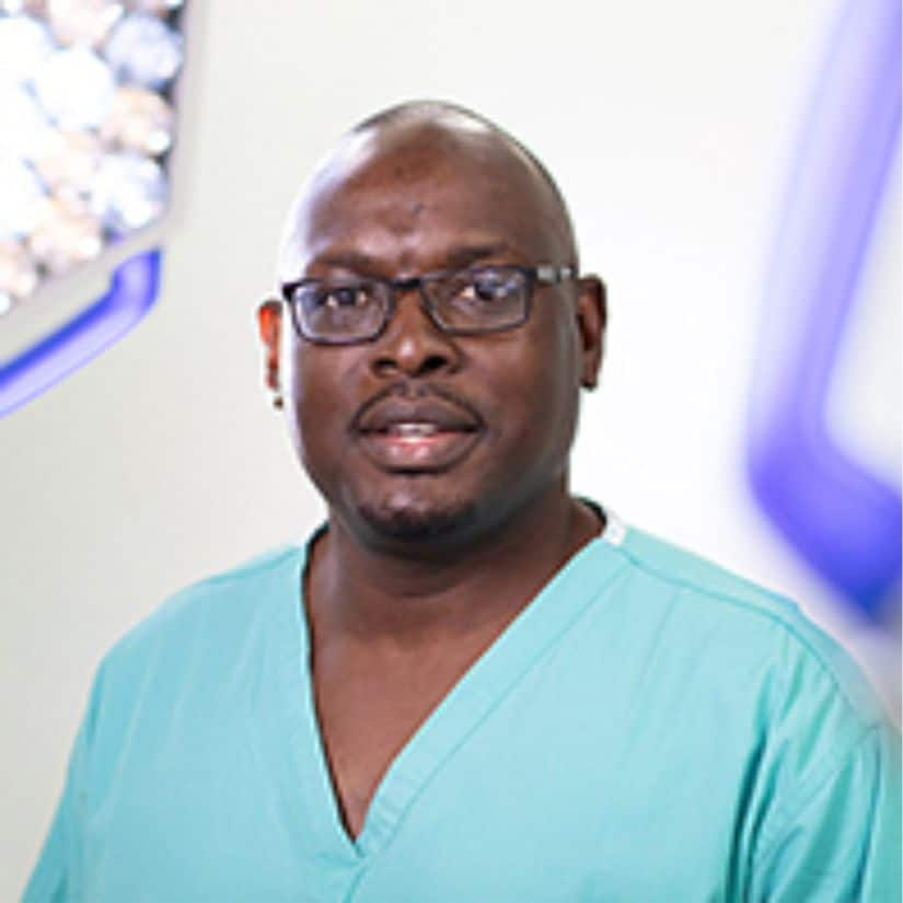 David Ogutu MRCOG Specialist consultant obstetrician and gynaecologist